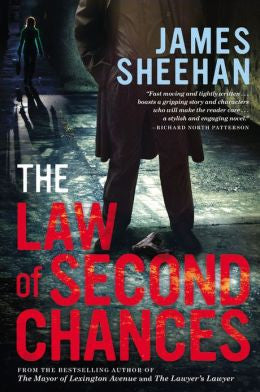 Sheehan, James - The Law of Second Chances