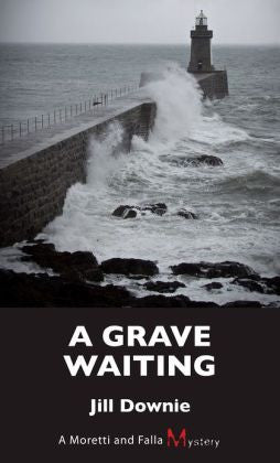 Downie, Jill - A Grave Waiting