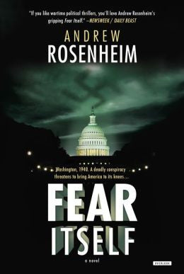 Rosenheim, Andrew - Fear Itself