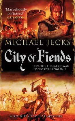 Jecks, Michael - City of Fiends