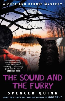 Quinn, Spencer - The Sound and the Furry