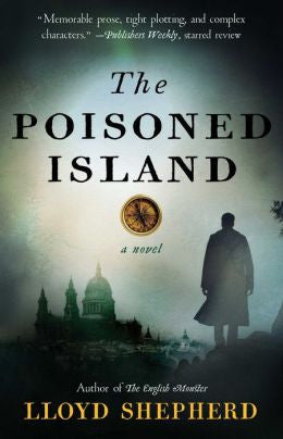 Shepherd, Lloyd - The Poisoned Island