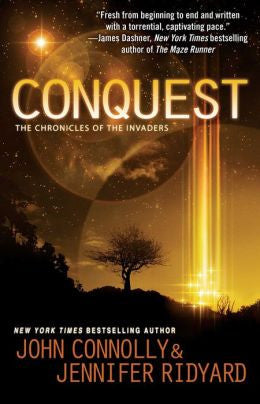 John Connolly & Jennifer Ridyard - Conquest