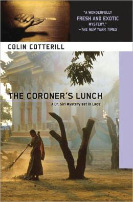 Cotterill, Colin - The Coroner's Lunch