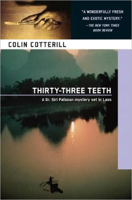 Cotterill, Colin - Thirty-Three Teeth