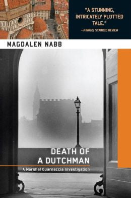 Nabb, Magdalen - Death of a Dutchman