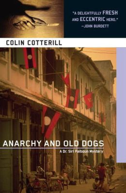 Cotterill, Colin - Anarchy and Old Dogs
