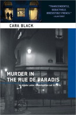 Black, Cara - Murder in the Rue De Paradis