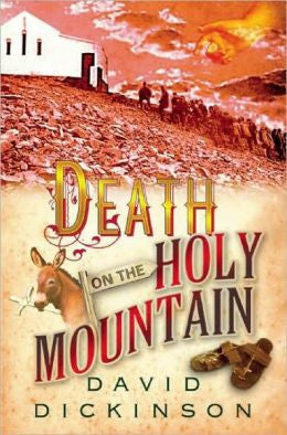 Dickinson, David - Death on the Holy Mountain
