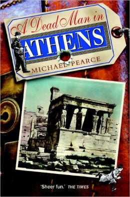 Pearce, Michael - A Dead Man in Athens