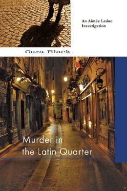 Black, Cara - Murder in the Latin Quarter