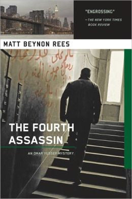 Rees, Matt - The Fourth Assassin