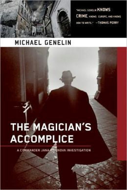 Genelin, Michael - The Magician's Accomplice