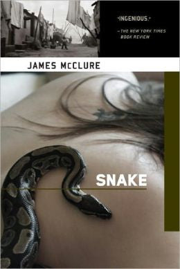 McClure, James - Snake