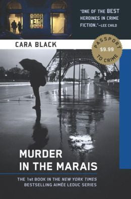 Black, Cara - Murder in the Marais