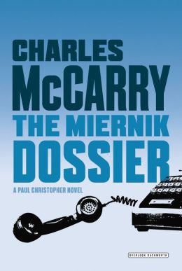 McCarry, Charles - The Miernik Dossier