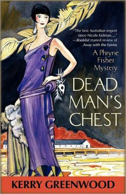 Greenwood, Kerry - Dead Man's Chest