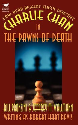 Davis, Robert Hart - Charlie Chan in the Pawns of Death