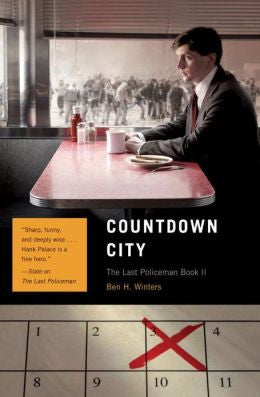 Winters, Ben - Countdown City