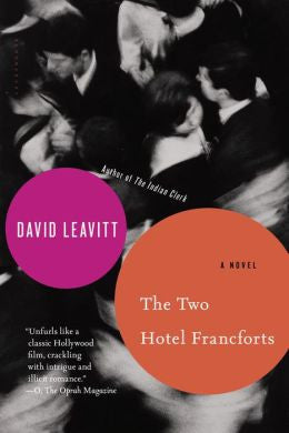 Leavitt, David - The Two Hotel Francforts