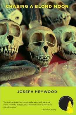 Heywood, Joseph - Chasing a Blond Moon