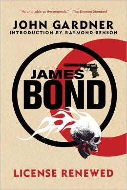 Gardner, John - James Bond: License Renewed