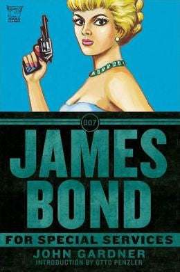 Gardner, John - James Bond: for Special Services