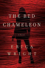 Wright, Erica, The Red Chameleon