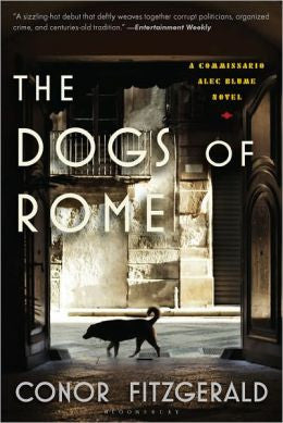 Fitzgerald, Conor - The Dogs of Rome