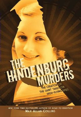 Max Allan Collins - The Hindenburg Murders