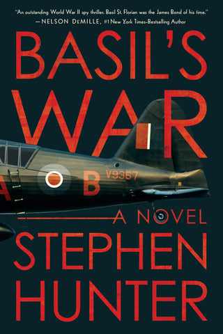 Stephen Hunter - Basil's War - Signed