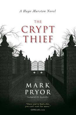 Pryor, Mark - The Crypt Thief