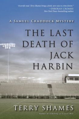 Shames, Terry - The Last Death of Jack Harbin