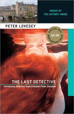 Lovesey, Peter - The Last Detective
