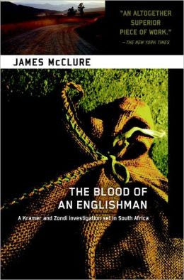McClure, James - The Blood of an Englishman