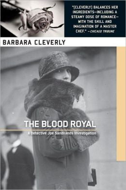 Cleverly, Barbara - The Blood Royal