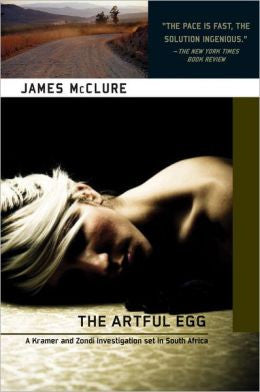 McClure, James - The Artful Egg