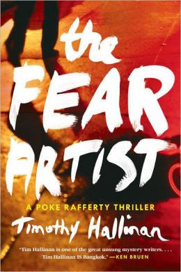 Hallinan, Timothy - The Fear Artist