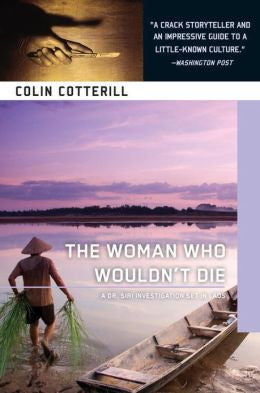 Cotterill, Colin - The Woman Who Wouldn't Die