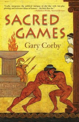 Corby, Gary - Sacred Games