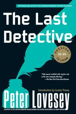 Lovesey, Peter, The Last Detective