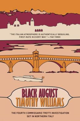 Black August, Williams, Timothy