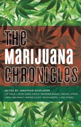 Santlofer, Jonathan - The Marijuana Chronicles