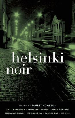 Thompson, James, Helsinki Noir