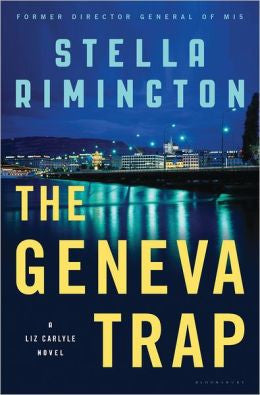 Rimington, Stella - The Geneva Trap