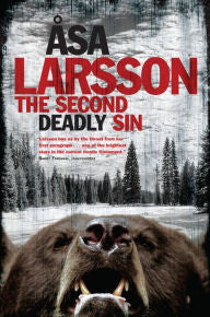 Larsson, Asa, The Second Deadly Sin