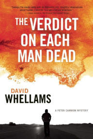 Whellams, David, The Verdict on Each Man Dead: A Peter Cammon Mystery