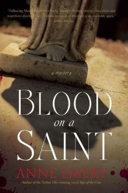 Emery, Anne, Blood on a Saint