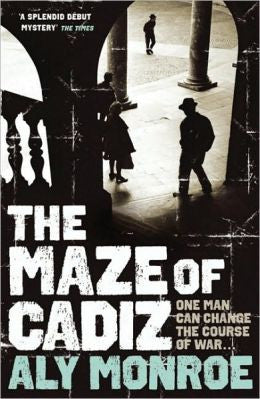 Monroe, Aly, The Maze of Cadiz