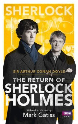 Doyle, Sir Arthur Conan, The Return of Sherlock Holmes